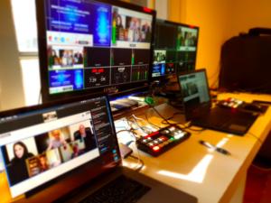 cómo hacer un webinar videoconferencias